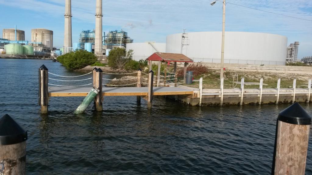 FPL Boat Ramp