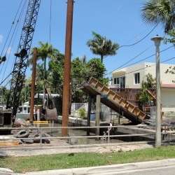 Canal Construction & Maintenance